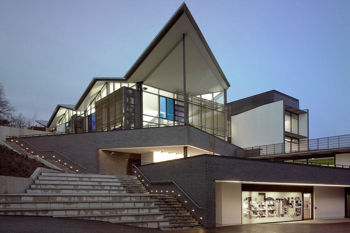 Winchester University Student Centre
